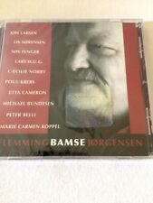 Bamse (Fleming Bamse Jörgensen) - Be My Guest(Kim Larsen,Poul Krebs,etc.) CD NEU
