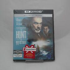 The Hunt For Red October (2018) 4K UHD + BD