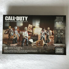 Mega Bloks Construx Call of Duty DLC01 Zombies Office Mob *New Sealed* Block Toy