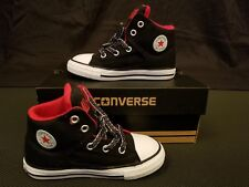15f6c7c17b606d Converse Chuck Taylor All Star Toddler Size 8 Black High Street Sneakers  Shoes