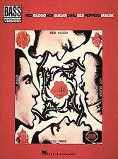 Red Hot Chili Peppers BloodSugarSexMagik Bass Sheet Music Bass Recorde 000690064