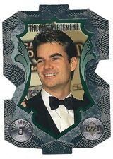 Jeff Gordon 1999 Upper Deck Victory Circle Income Statement Card, # IS 1 of 15
