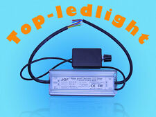 50W Dimmable Dimmer LED Driver Power Suppy IP67 Waterproof DC30V-36V 0-1.5A Hot