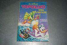 TOPOLINO N.1752 - 25 GIUGNO 1989 - COMPLETO CON FIGURINE