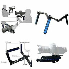 DSLR foldable Rig Movie Kit Shoulder Mount Spider Steady Rig for Camera shot A1