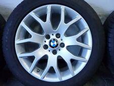 WINTERREIFEN ALUFELGEN ORIGINAL BMW X5 E70 X70 KREUZSPEICHE 177 255/50 R19 DOT13
