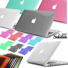 """For 11"""" 12"""" 13"""" 15"""" MacBook Air/Pro/Retina Crystal Hard case + keyboard Cover"""
