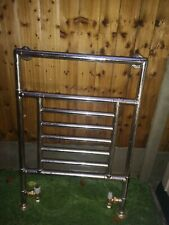 Victorian Chrome Brass Radiator