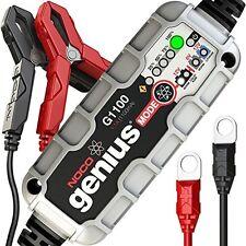 NOCO Genius G1100 UK 6V/12V 1.1A Smart Battery Charger