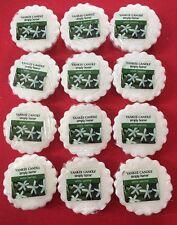 12x White Jasmin Yankee Candle Tarts