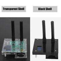 Duplex Hotspot Module Antenna Case Kit For MMDVM Raspberry Pi DIY OLED DMR D-Sta