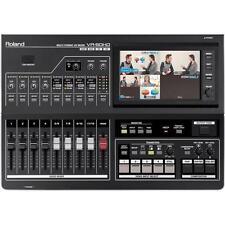 NEW Roland VR-50HD Multi-Format AV Mixer 12 Input 4-Channel Video Plus Stills