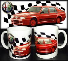 tazza mug alfa romeo ALFA 75 EVOLUZIONE classic car scodella ceramica