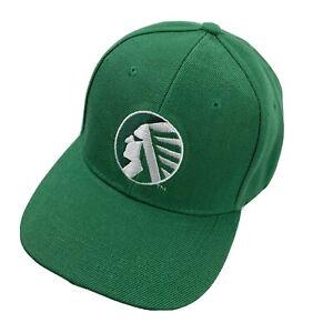 Memphis Chicks Minor League Green Ball Cap Hat Adjustable Baseball