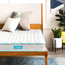 Spring Support Film Bed Innerspring Mattress Twin For Home Hospital Use 6 Inches