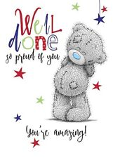 WELL DONE So proud of You - Small - Tatty Teddy Me to You - Greeting Card