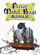 Period Model Boat Manual by F.D. Conte - Softcover 1972