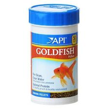 API Goldfish Pellets 235g Nutrition Fish Food Coldwater Aquarium