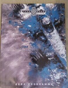Goodwood Festival Of Speed 2004 Programme