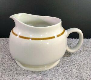 Genuine Stoneware Japan Gravy Boat 550 ml Great Condition