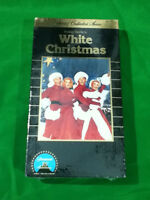 Irving Berlin's White Christmas Special Collectors Series VHS Tape New Sealed