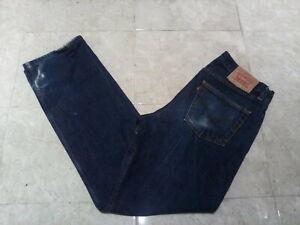Mens LEVI'S 751 Regular Straight Jeans  , size 32W 32L