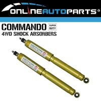 2 Front Gas Shock Absorbers suits 70 & 75 Series Landcruiser FJ73 FJ75 FZJ75
