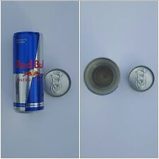STASH DIVERSION SAFE CAN RED BULL WITH SECRET STORAGE COMPARTMENT (Shake liquid)