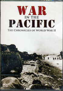 War In The Pacific The Chronicles of World War II DVD NEW Region 0