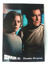 Space 1999 Trading Card Promo Card Exclusive Dealer MBP1