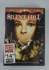 Silent Hill (DVD, 2006, Full Screen Edition)