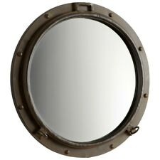 Cyan Design Porto Mirror, Rustic Bronze - 05081