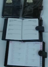 2018 Pocket Diary Midi Organiser Padded Week to View Diary,Pen & Address Book