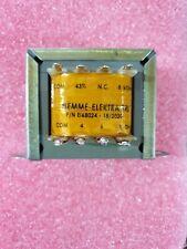 12W output transformer Sigle Ended 8/10kOhm/4-6-8 Ohm presa ultralineare al 43%