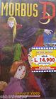 1 VHS YAMATO VIDEO MANGA HORROR ACTION-MORBUS D-ANIME INEDITO DVD blood,vampire