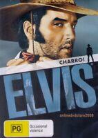 CHARRO! (Elvis PRESLEY Ina BALIN Victor FRENCH) Western Film DVD NEW Region 4