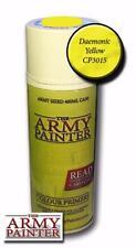 Army Painter Colour Primer Daemonic Yellow 400ml TAP CP3015
