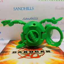 Bakugan Quake Dragonoid Green Ventus Bakutremor DNA 950G & cards