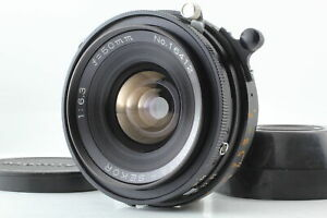 [N MINT] Mamiya Sekor 50mm f/6.3 Lens For Universal Press Super 23 From JAPAN