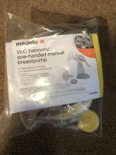 New Medela Harmony Manual Breastpump Breast Pump