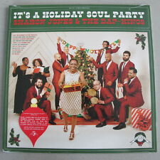 SHARON JONES & THE DAP-KINGS - It's a Holiday Soul Party **LTD red Vinyl-LP**