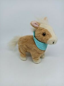 Furreal Friends Butterscotch My Walking Pony Horse  TESTED & WORKS 2012 Small