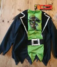 Halloween Frankenstein Costume and Mask, Age 8-9. Never used, with tag.