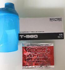 16,17€/p.100g)Scitec Nutrition T-360 Tribulus 108 Kaps L-Arginin Zink(Inh106,7g)