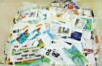Germany Off Paper Randomly Picked 1000 pcs Stamps Collection Lot Deutschland DDR