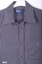 Camicie casual e maglie da uomo neri Polo