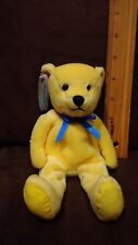 "Wallos.com FRIENDLY 7"" plush toy bear"
