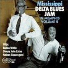 Vol. 2-Jam In Memphis - Mississippi Delta Blues (2009, CD NEU)