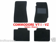 Holden VT2, VX, VY, VZ Commodore Custom Fit Floor Mats Plush Pile
