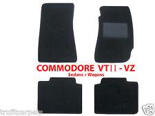 Holden VT2, VX, VY, VZ Commodore Custom Fit Floor Mats Plush Pile